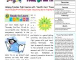 5th Grade Newsletter Template Elementary School Newsletters 5th Grade Class Newsletter