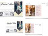 6×4 Postcard Template Bridal Show Postcard Template Design