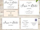 6×4 Postcard Template Postcard Save the Date Template 6×4 Printable Save the