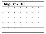 8.5 X 11 Calendar Template 8 5 X 11 Calendar Template Free Calendar Template