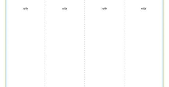 8.5 X 14 Brochure Template 8 5 X 14 Gate Fold Brochure Template Free Download