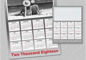 8×10 Calendar Template 2018 Annual Calendar Photoshop Template 8×10 and 16×20