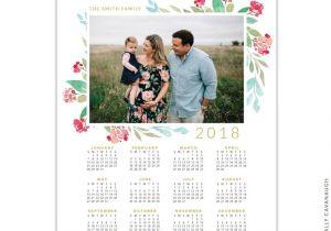 8×10 Calendar Template 8×10 2018 Calendar Template Free souls Birdesign