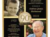 90 Birthday Invitation Templates 15 90th Birthday Invitations Tips Sample Templates