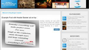 9gag Template 9gag Clone Blogger theme Smashing Tips