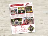 A Year In Review Christmas Card Merry Christmas Family Newsletter 2017