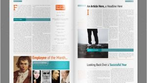 A3 Newsletter Template A3 Newsletter Template Best Business Template