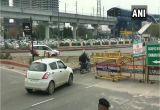 Aadhar Card Centre In Kapashera Border Delhi Traffic Police Latest News Videos and Delhi Traffic