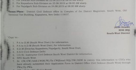 Aadhar Card Centre In Kapashera Border Sumiran Kumar On Twitter Sir south West District Sdm