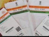 Aadhar Card Unique Identification Of India Aadhaar Card May Not Be Useful for Obtaining Legal Heir