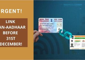 Aadhar Card Verification by Name Urgent How to Link Pan Aadhaar Online In 5 Minutes before 31st December