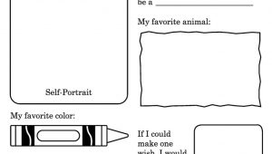 About Me Template for Students All About Me Worksheetstake the Pen