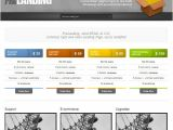 About Page HTML Template 50 Effective Landing Page Templates for Your Products