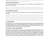 Ac Service Contract Template Heating and Air Conditioning Service Contract Template