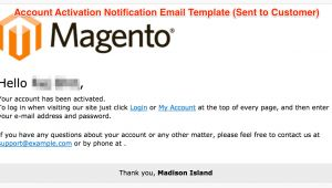 Account Activation Email Template Store Restriction Pro V1 0 0 Disable Registration