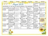 Activity Calendar Template for Seniors 46 Activity Calendar Template for Seniors Activity