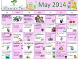 Activity Calendar Template for Seniors Activity Ideas for Seniors In Nursing Homes Vibrant