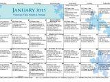 Activity Calendar Template for Seniors March 2015 Senior Activity Calendar Fun Easy Senior