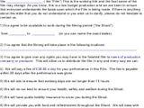 Actors Contract Template Actors Contract Template Doc Google Docs