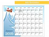 Ad Calendar Template 5steps to Create A Calendar In Powerpoint and Add Reminder