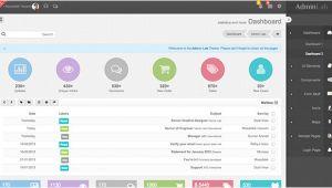 Admin area Template 10 Amazing Admin Panel Template Designs