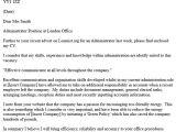 Adminstration Cover Letter Office Administrator Cover Letter Resume Badak