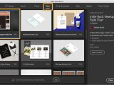 Adobe Photoshop Poster Templates Start Designing with Adobe Stock Flyer Templates In