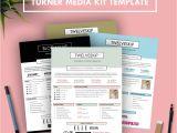 Advertising Media Kit Template Turner Media Kit