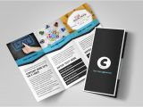 Advertising Pamphlet Template social Media Marketing Brochure Template Mycreativeshop