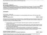 Aeronautical Fresher Resume format See Aerospace Engineer Resume Sample Here