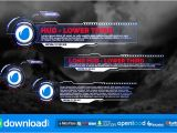 After Effects Templates Free Download Cs5 Hud Lower Thirds Videohive Project Free Download