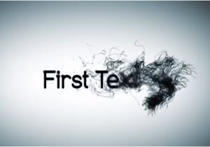 Aftereffect Templates 5 Best after Effects Templates for Logo and Text Animation