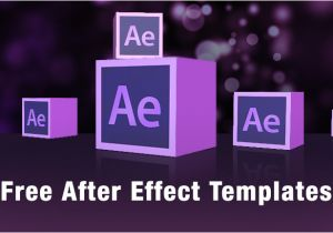 Aftereffect Templates Free after Effects Templates Motionisland