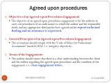 Agreed Upon Procedures Report Template Chapter 5 Audit Related Services Ppt Video Online Download