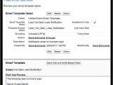 Alert Email Template Alert Salesforce event Notification Designs for force Com