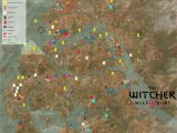 All Unique Card Locations Witcher 3 Card Collector A Lifeblogv6