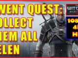 All Unique Card Locations Witcher 3 Witcher 3 Gwent Cards Velen Midcopse Rainfarn Collect them All 4k Ultra Hd