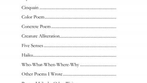 Alliteration Poem Template Alliteration Template Google Search Poetry Pinterest