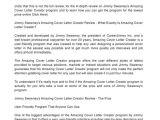 Amazing Cover Letter Creator Review Amazing Cover Letter Creator Resume Badak
