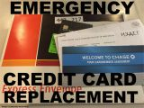 American Express Qantas Business Rewards Card Traveling and Need An Emergency Credit Card Case Chase