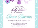 Amscan Invitation Templates Free Baby Shower Invitation Templates Microsoft Word