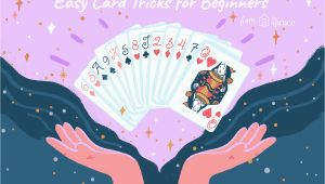 An Easy Card Trick to Learn Easy Card Tricks that Kids Can Learn