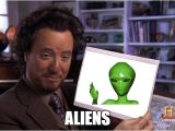 Ancient Aliens Template I thought This Meme Template Would Be Popular Imgflip
