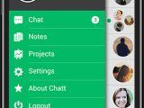 Android Application Design Template Buy Chatt android App Template Chat Chupamobile Com