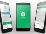 Android Application Design Template Chatt android App Template