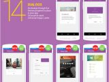 Android Application Design Template Material Design Ui android Template App Dci Marketplace