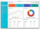 Angular Templating 23 Best Angularjs Admin Dashboard Templates 2018 Colorlib