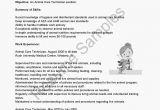 Animal Caretaker Resume Sample Resume Samples Animal Care Technician Resume Sample