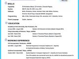 Animation Student Resume Make Unique Animation Resume to Help You Get the Job