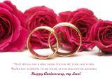 Anniversary Card for Didi Jiju Marriage Anniversary Wallpapers Wallpaper Cave